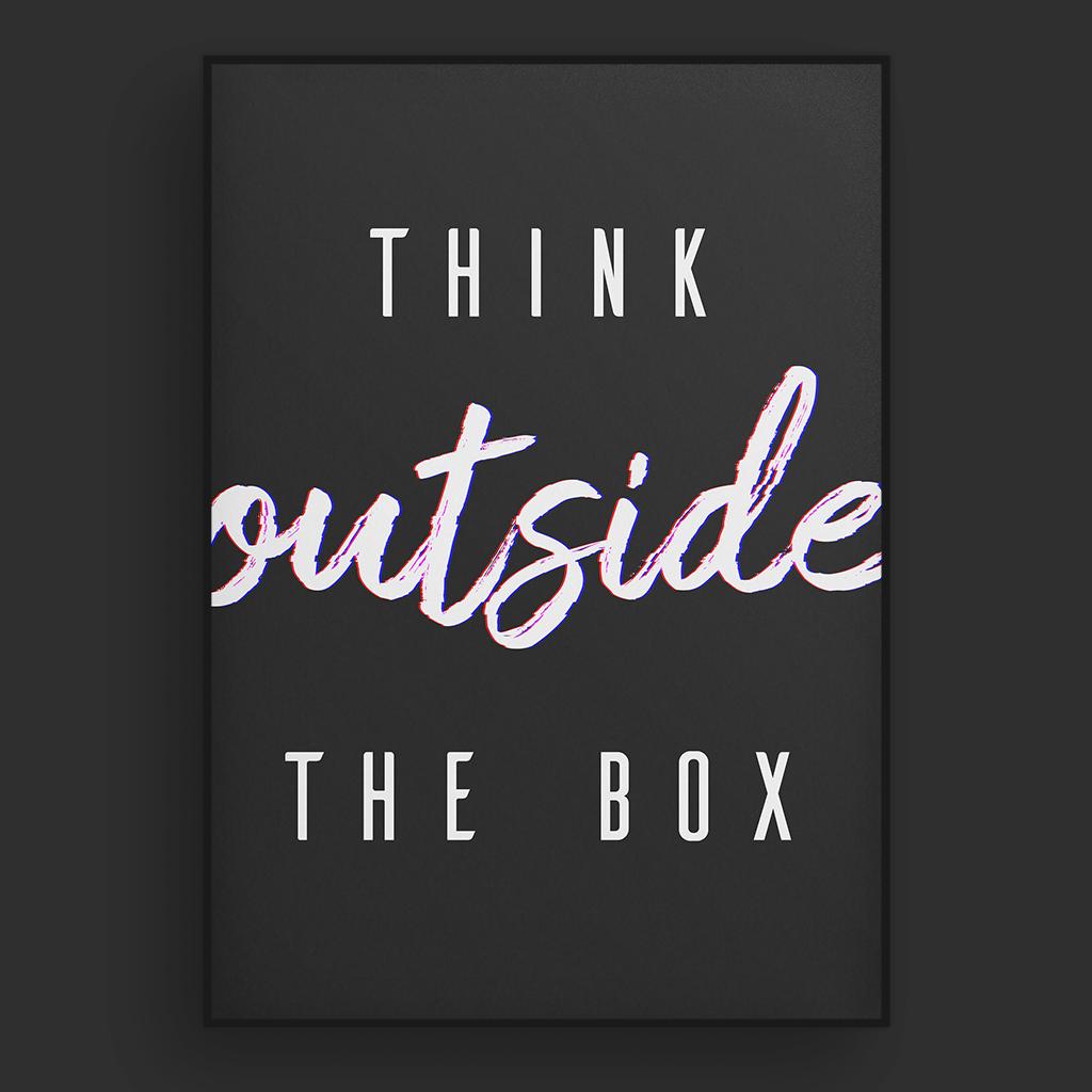 Motivation Plakat Design Projekt in grau Logo Aaronroth Aaron Roth